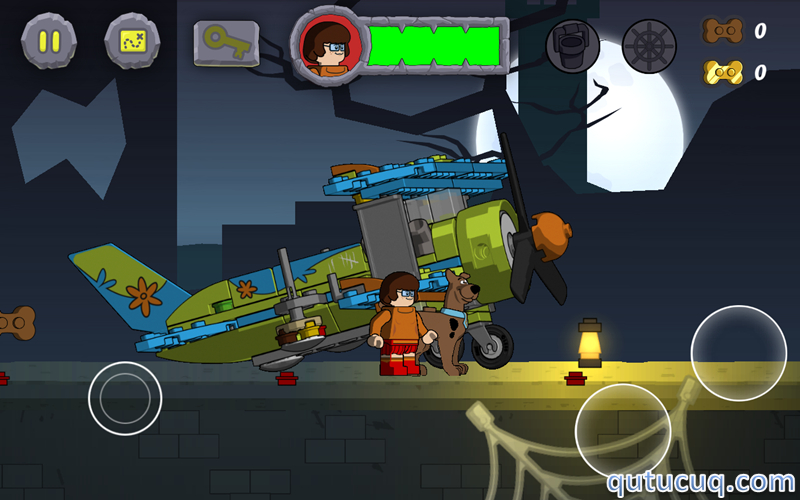 Scooby-Doo Haunted Isle ekran görüntüsü
