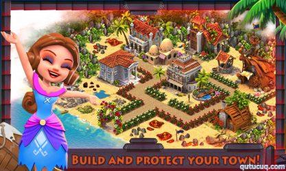 Volcano Island: Tropic Paradise ekran görüntüsü