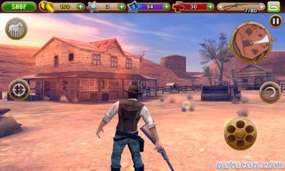 Six-Guns: Gang Showdown ekran görüntüsü