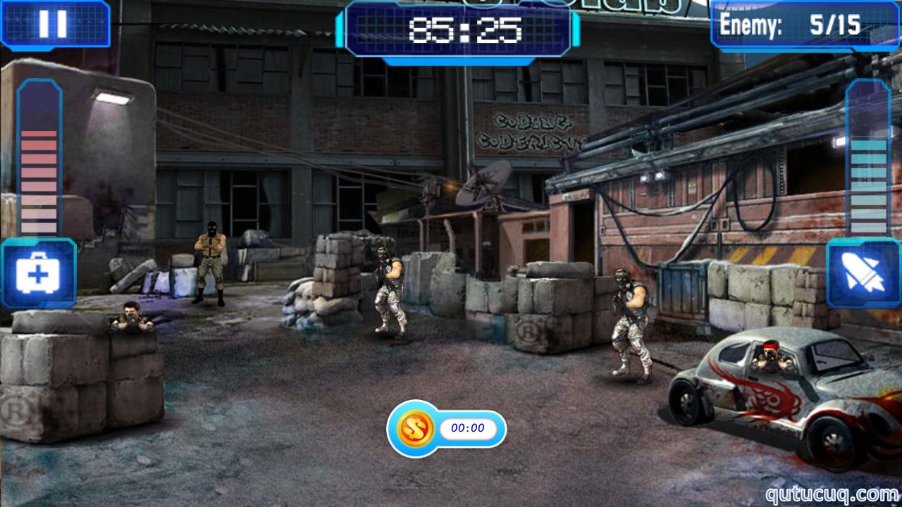 Sniper Hero – Death War ekran görüntüsü