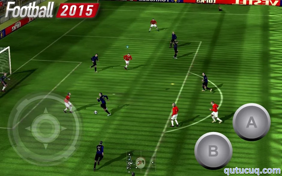Soccer 2015 ekran görüntüsü