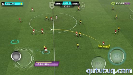 Soccer 2016 ekran görüntüsü