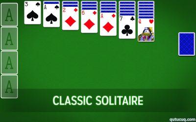 Solitaire ekran görüntüsü