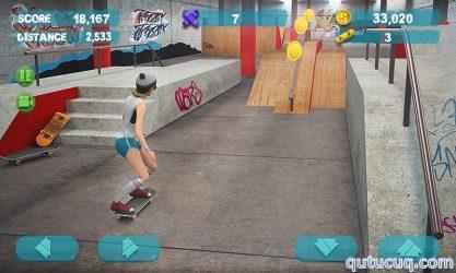 Street Skater 3D: 2 ekran görüntüsü