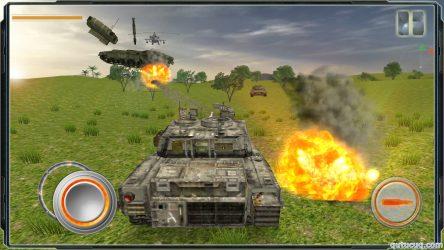 Tanks War 2015 ekran görüntüsü