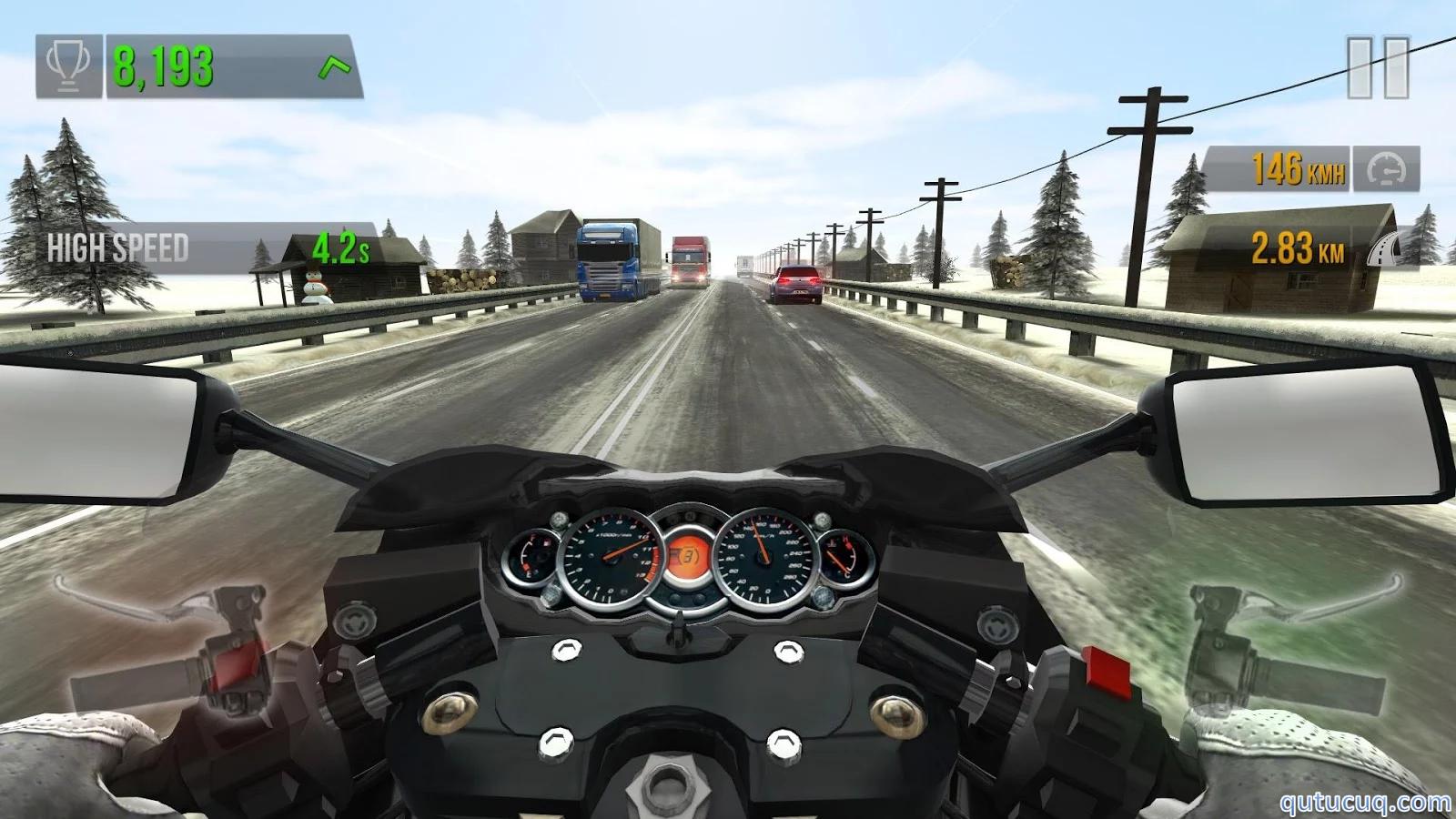 Traffic Rider ekran görüntüsü