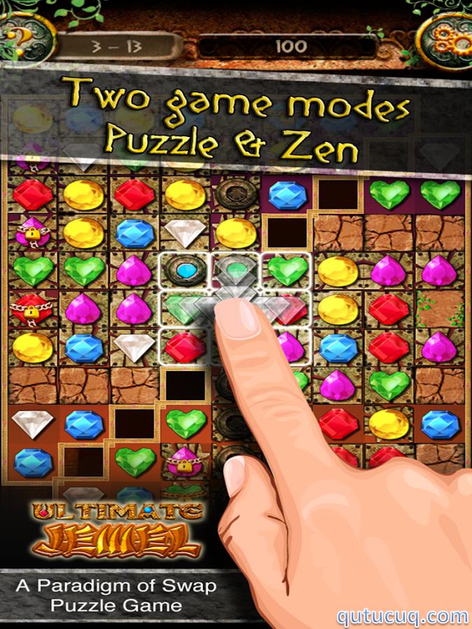 Ultimate Jewel ekran görüntüsü