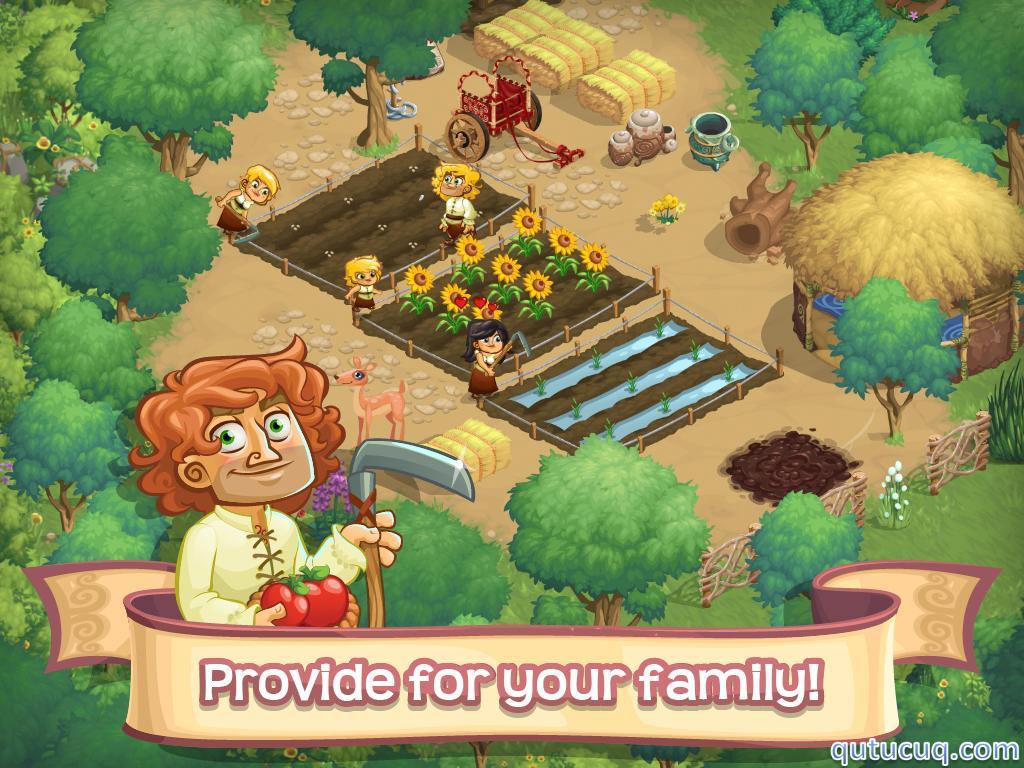 Village Life: Love & Babies ekran görüntüsü