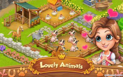 Village and Farm ekran görüntüsü