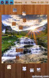 Waterfall Jigsaw Puzzles ekran görüntüsü