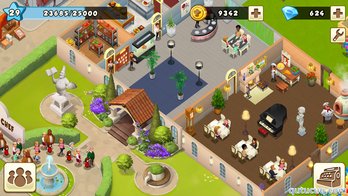 World Chef Yüklə ekran görüntüsü