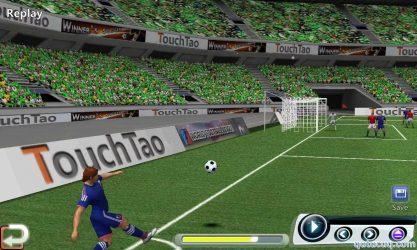 World Soccer League ekran görüntüsü