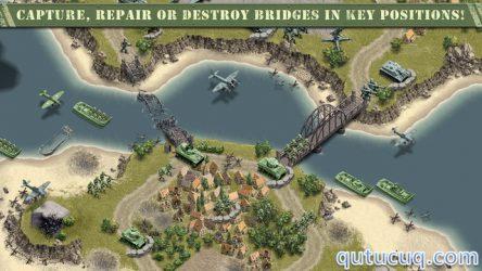1944 Burning Bridges ekran görüntüsü
