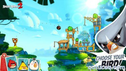 Angry Birds 2 ekran görüntüsü