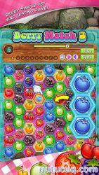 Berry Match Three ekran görüntüsü