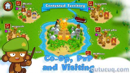 Bloons Monkey City ekran görüntüsü