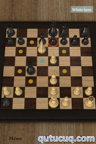 Chess App ekran görüntüsü