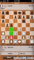 Chess Multiplayer ekran görüntüsü
