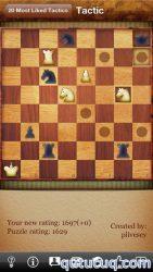 Chess Tactics and Puzzles ekran görüntüsü