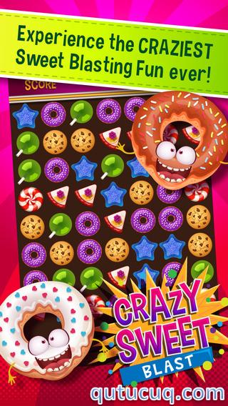 Crazy Sweet Blast ekran görüntüsü