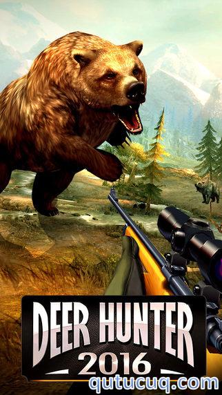 Deer Hunter 2016 ekran görüntüsü