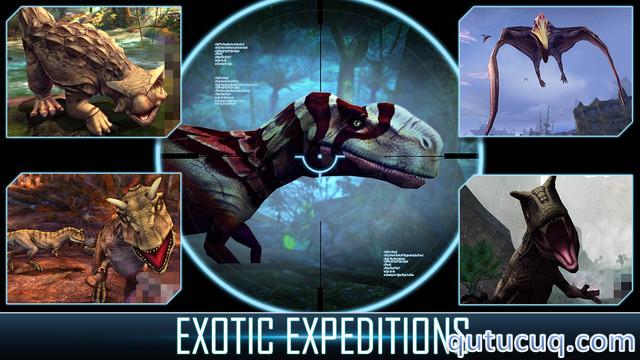 Dino Hunter: Deadly Shores ekran görüntüsü