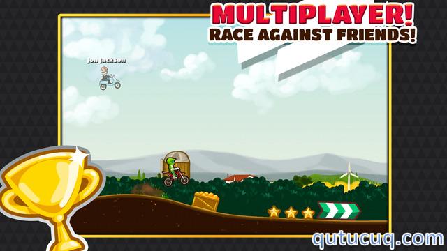 Extreme Bike Trip ekran görüntüsü