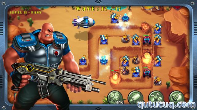 Field Defense : Tower Evolution Yüklə ekran görüntüsü