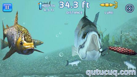 Fishing Kings Free+ ekran görüntüsü