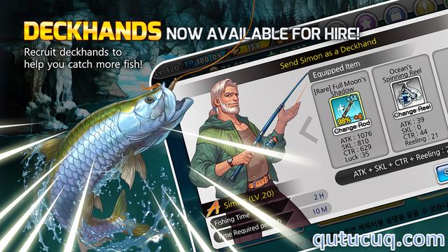 Fishing Superstars : Season 5 ekran görüntüsü