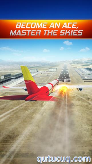 Flight Alert : Impossible Landings ekran görüntüsü