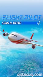 Flight Pilot Simulator 3D ekran görüntüsü