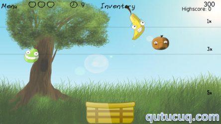 Fruit Plunge ekran görüntüsü