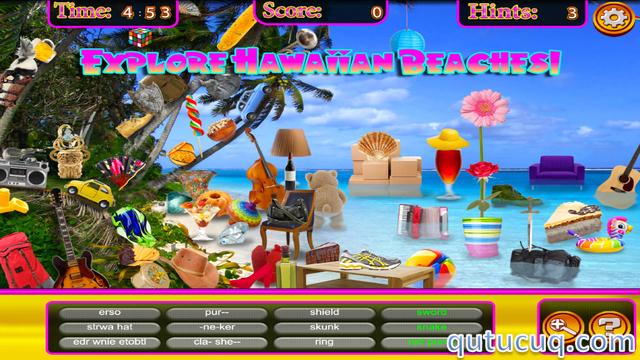 Hawaii Fantasy Vacation ekran görüntüsü