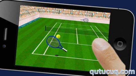 Hit Tennis 2 ekran görüntüsü