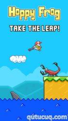 Hoppy Frog ekran görüntüsü