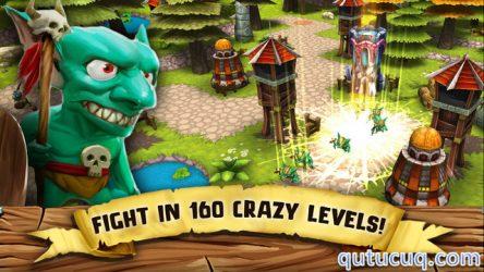 Incoming! Goblins Attack TD ekran görüntüsü