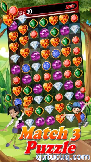 Jewel Rush HD Yüklə ekran görüntüsü