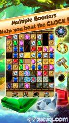 Gem Quest Hero ekran görüntüsü