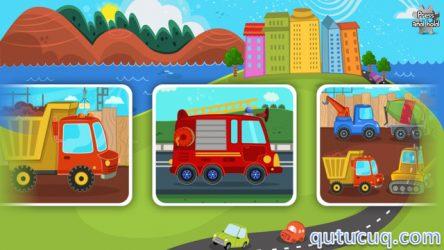 Kids Car, Trucks ekran görüntüsü