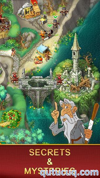Kingdom Chronicles HD ekran görüntüsü