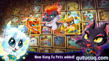 Kung Fu Pets ekran görüntüsü