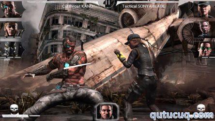 Mortal Kombat ekran görüntüsü