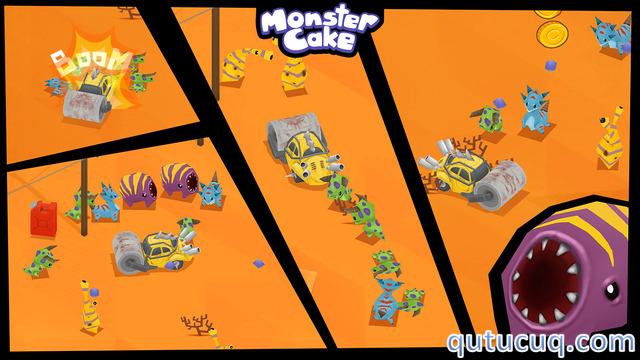 Monster Cake ekran görüntüsü
