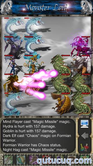 Monster Lord ekran görüntüsü