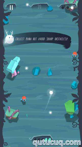 Nori – The Journey ekran görüntüsü
