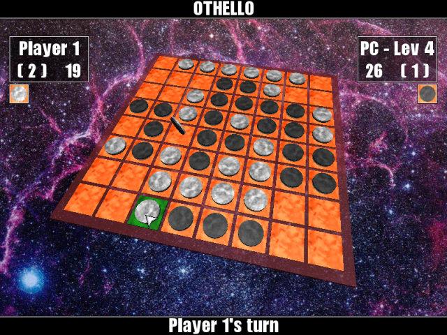 Othello ekran görüntüsü