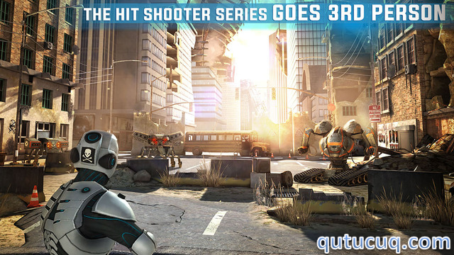 Overkill 3 ekran görüntüsü