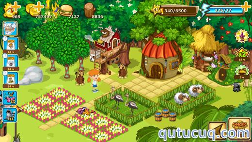 Robinson's Island ekran görüntüsü