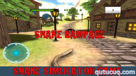 Snake Rampage ekran görüntüsü